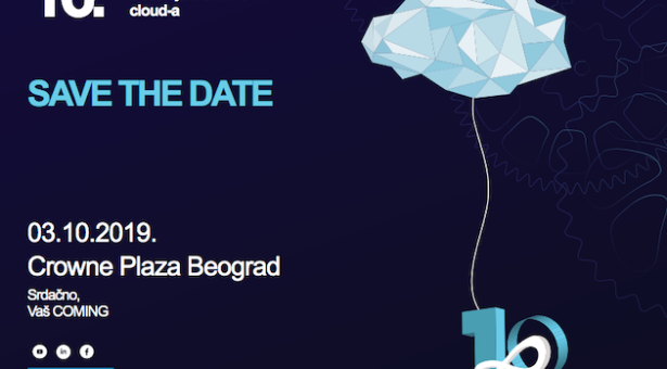 Decenija COMING cloud-a – 16. COMING IT konferencija