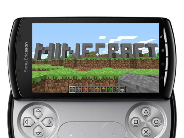 minecraft za xperia play it rešenjait rešenja