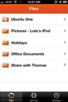 Canonical predstavio Ubuntu One Files apalikaciju za iOS